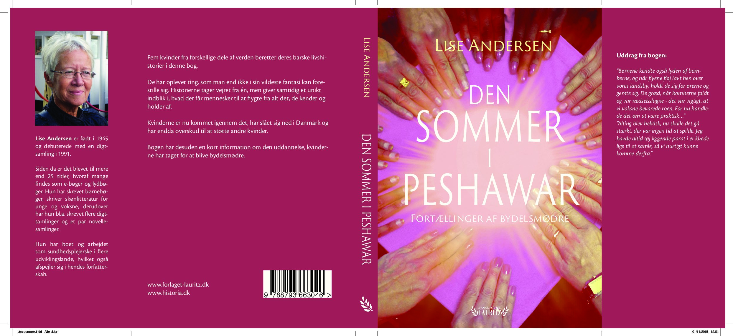 Den sommer i Peshawar, fortællinger af bydelsmødre