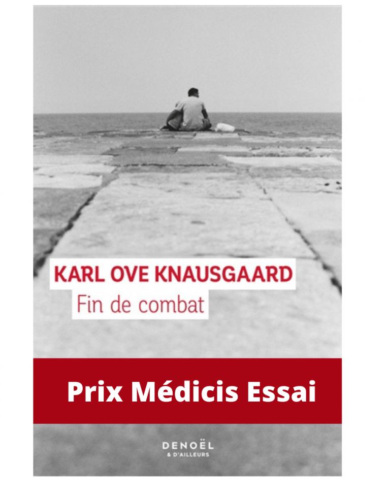 "Karl Ove Knausgaard, ""Fin de combat"" (Mon Combat VI)"