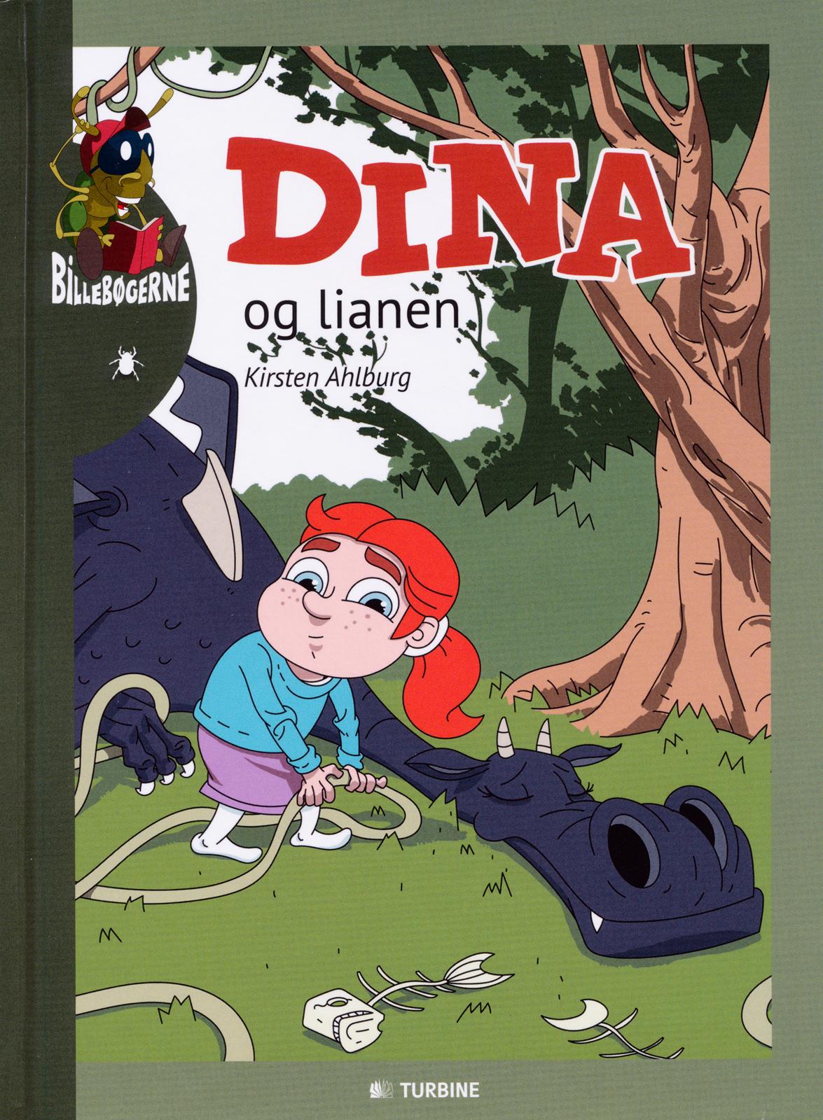 Dina og lianen