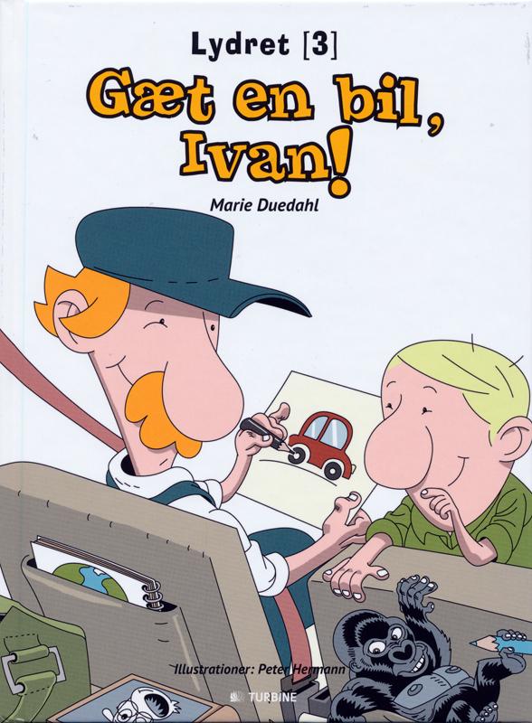 Gæt en bil, Ivan!