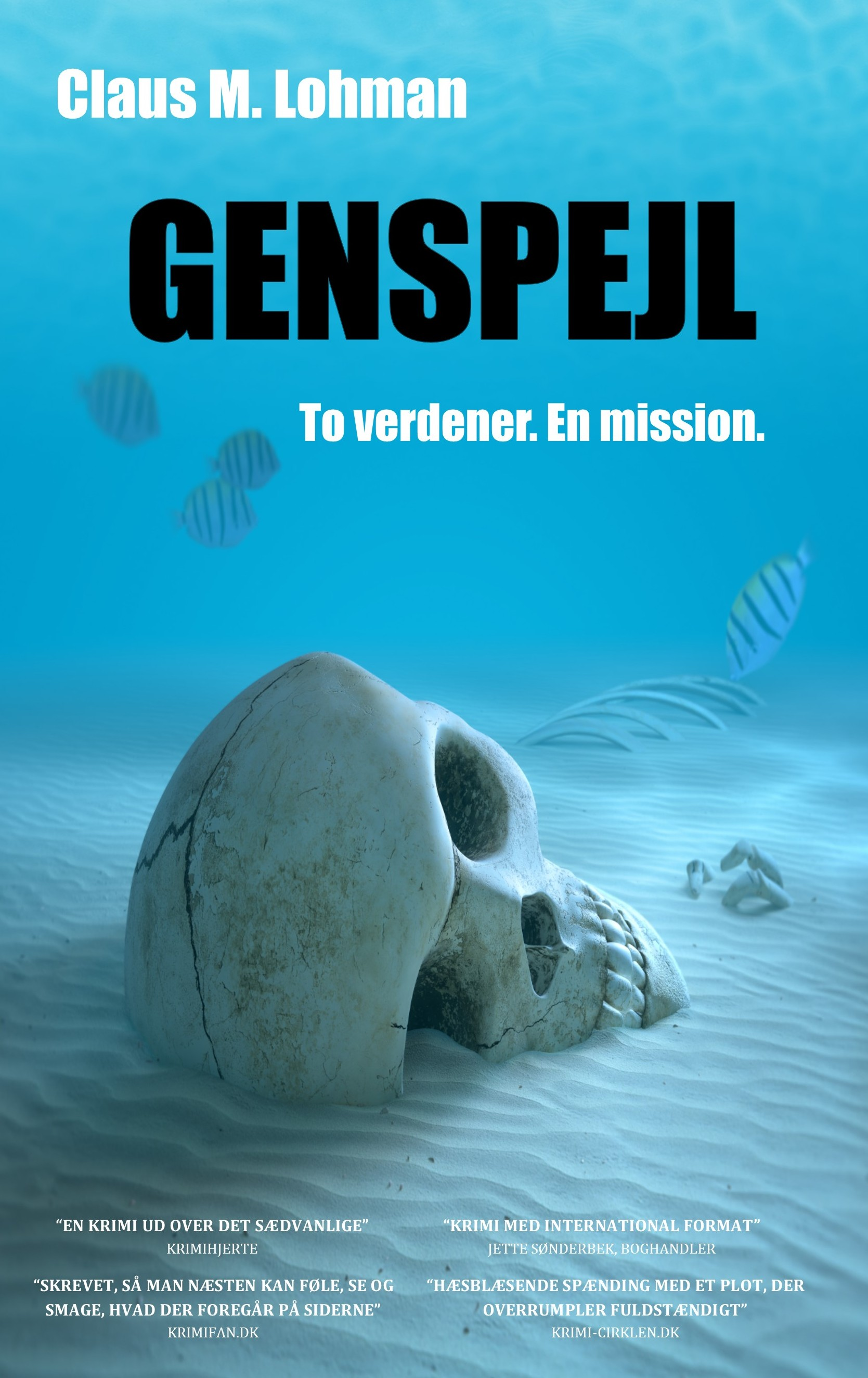Genspejl -To verdener. En mission.