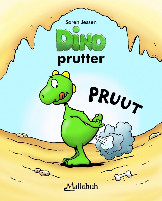 Dino prutter
