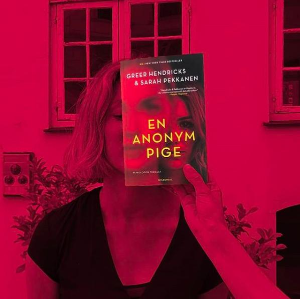 Greer Hendricks & Sarah Pekkanen: En anonym pige