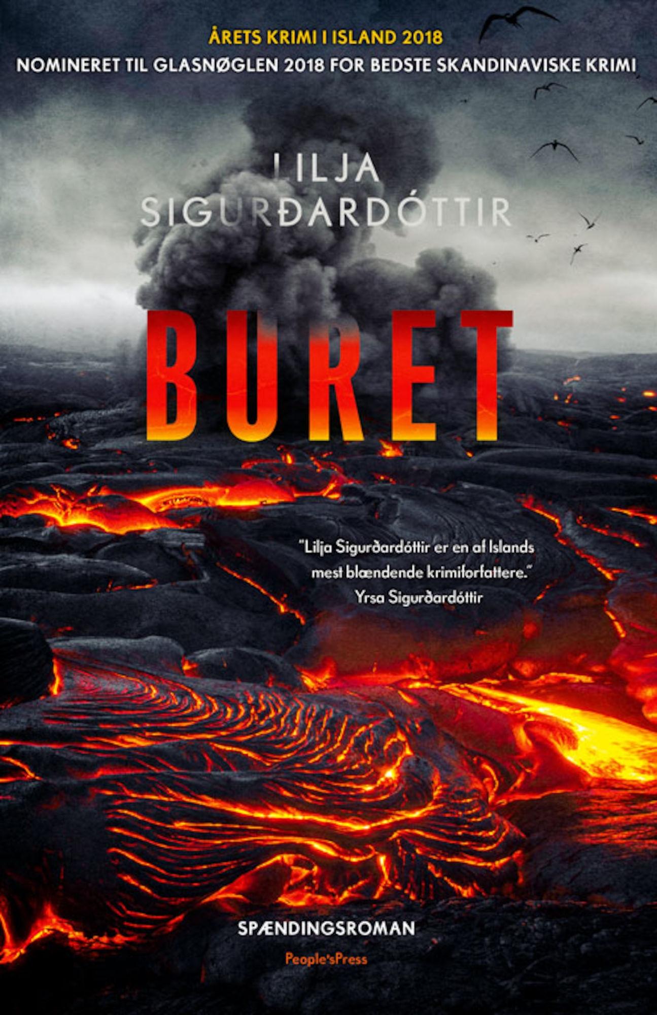 Lilja Sigurðardóttir: Buret