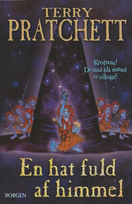 Terry Pratchett: En hat fuld af himmel