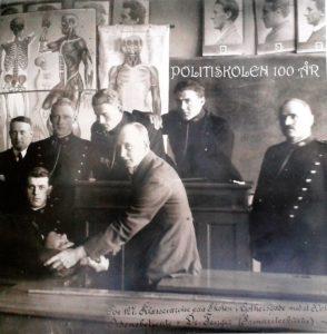 Politiskolen 100 år