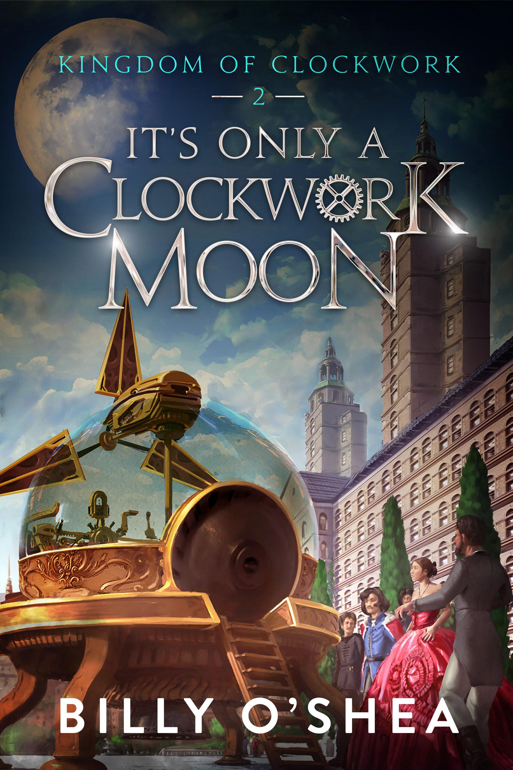 It's Only A Clockwork Moon
