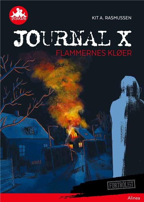 Journal X – Flammernes kløer
