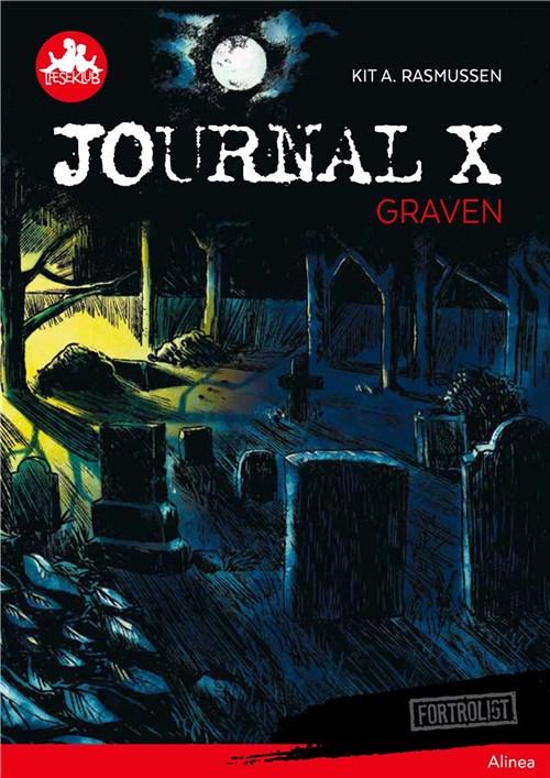 Journal X – Graven