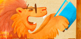 Lokale forfattere præsenterer - på Løves Bog- og Vincafé