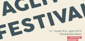 Faglitterær Festival i Lyngby