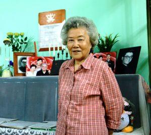 H. C. Andersens kinesiske mor