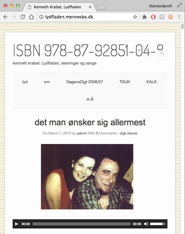 2014, ISBN 978-87-92851-04-8