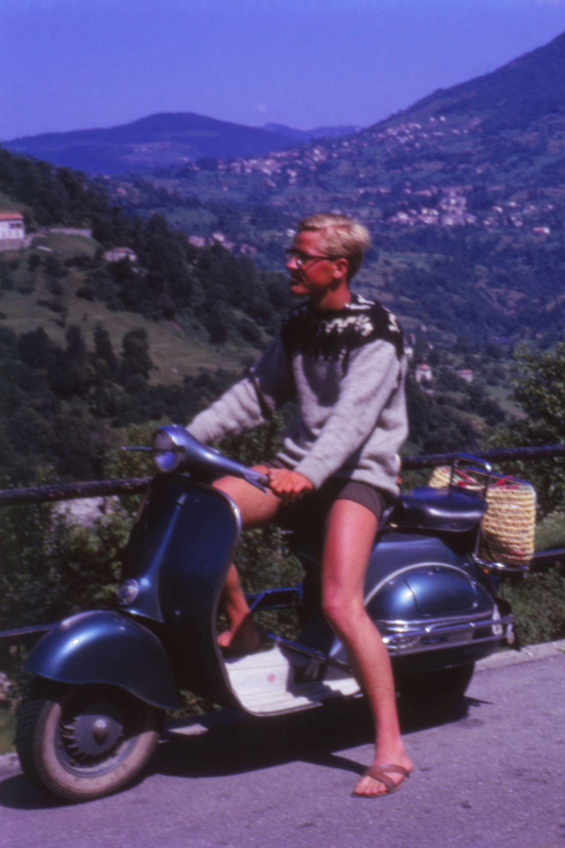 Jack Thimm i 1965