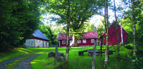 Ophold på Artur Lundkvistgården