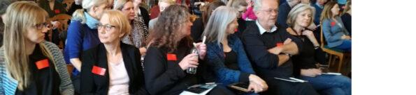 Konference på Christiansborg: Litteraturens rolle på bibliotekerne