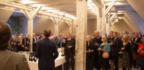 Jubilæumsfejringen for NFOR i Skønlitteratur på P1