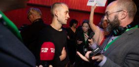 DFFs formand forsvarer forfatterens ret til politisk kritik