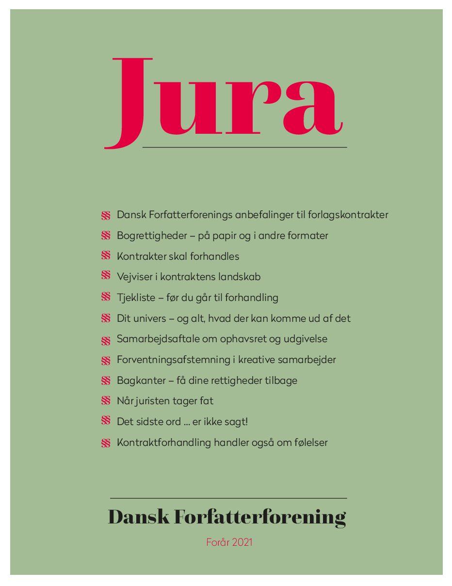 Forfatteren Nr.jura
