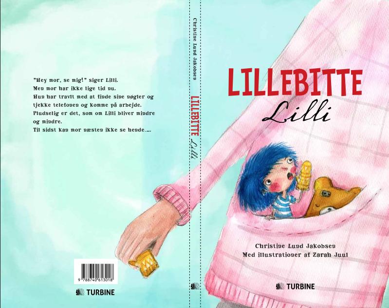 Zarah Juul, Lillebitte Lilli