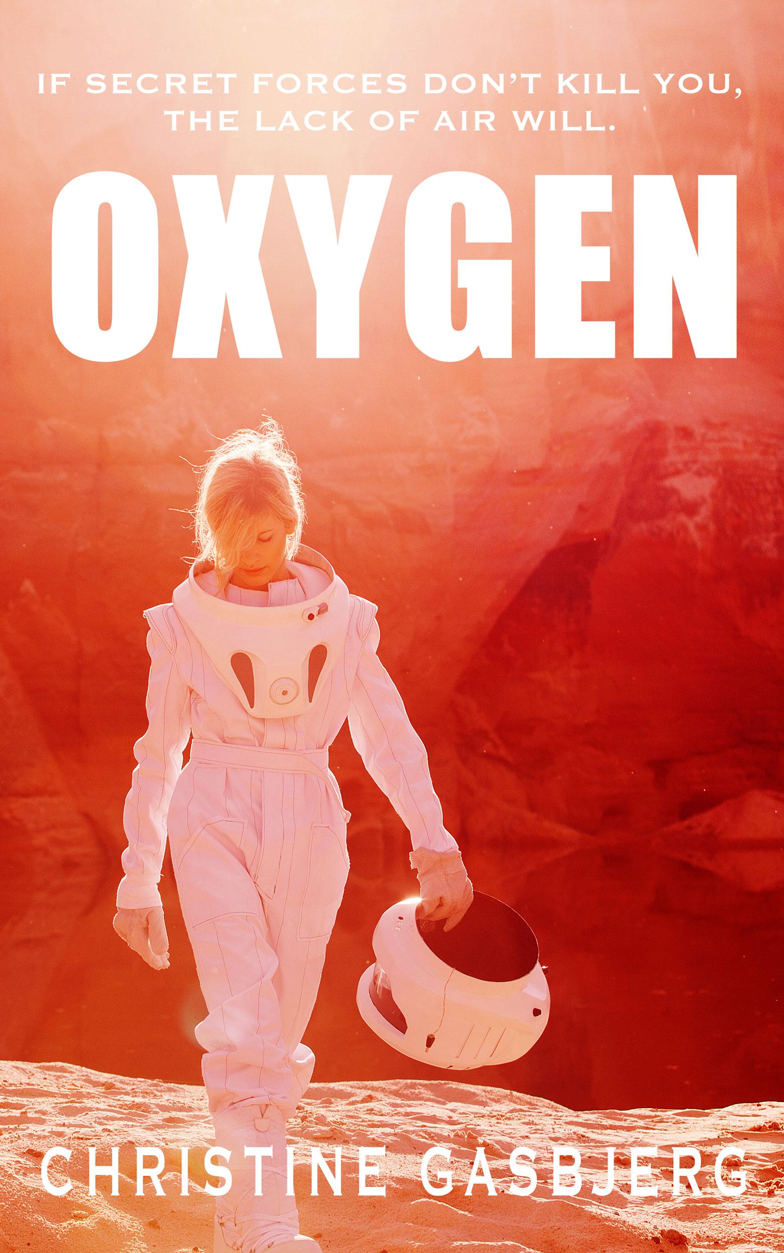 Science Fiction serie skrevet af den kvindelige danske forfatter Christine Gasbjerg, om en fremtid, hvor menneskelige værdier fortrænges af magt og penge.