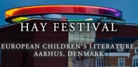 Fest med de internationale gæster til HAY Festival i Aarhus