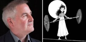 Gratis workshop for danske illustratorer med Chris Riddell